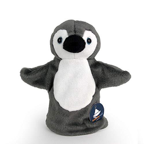 Entdeckerwelt Handpuppe Pinguinbaby, Pinguin (H. ca. 22 cm)
