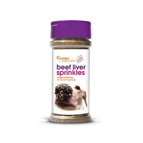 Crumps' Naturals Beef Liver Sprinkles