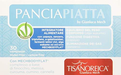 Gianluca Mech SLIM KAL - Pancia Piatta, Integratore Alimentare con Alga Wakame - 30...