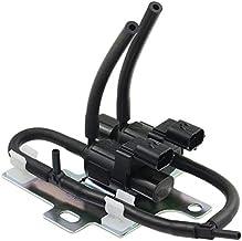 LHQ-HQ Freewheel Clutch Control Solenoid Valve Fit voor Mitsubishi Pajero Sport 8657A065 (Color : Black)