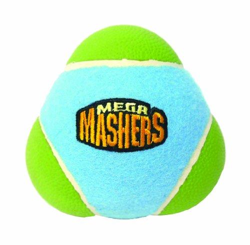Mega Mashers Drijvend Hondenspeelgoed - Groen/Blauw