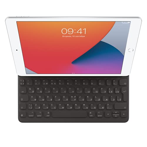 Apple Smart Keyboard for iPad (9th Generation) and iPad Air (3rd Generation) - Russian