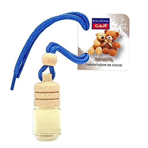 BOLAROMA ambientador Coche Botella 4