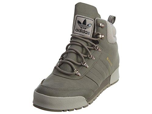 Adidas Originals Jake Boot 2.0 monopatín zapato, Negro / negro / negro, 7 M US