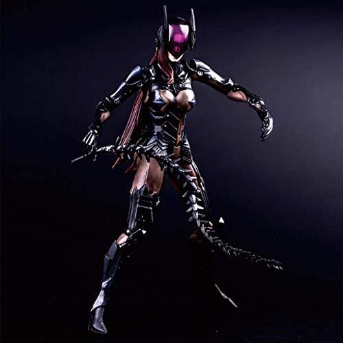 Taoke Toy figurs Catwoman Spielzeug-Modell, Justice League PA ändern DC Statue Souvenir 8bayfa
