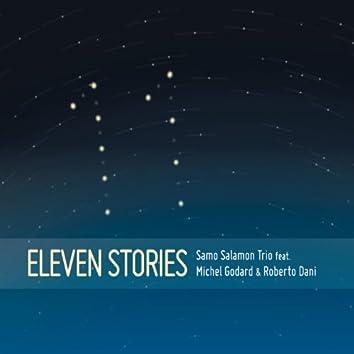 Eleven Stories (feat. Michel Godard, Roberto Dani)