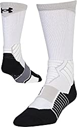 Under Armour Men's Drive Basketball Crew Sock