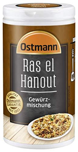Ostmann Ras el Hanout Gewürzmischung, 4er Pack (4 x 35 g)