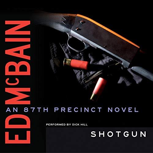 Shotgun Audiobook By Ed McBain cover art