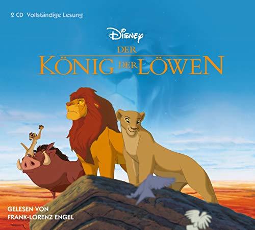 Der König der Löwen (Hörbücher zu Disney-Filmen und -Serien, Band 6)