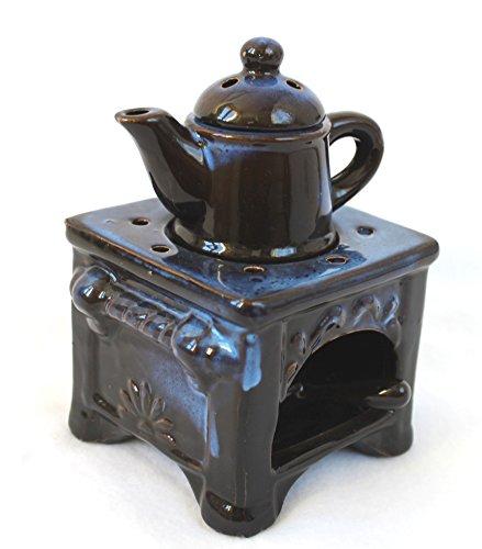 Duftlampe HERD aus Keramik mit Kanne