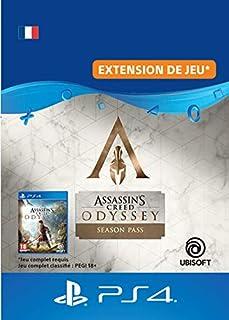 Assassin's Creed Odyssey- Season Pass - Season Pass Edition   Code Jeu PS4 - Compte français (B07HZC1CQV)   Amazon price tracker / tracking, Amazon price history charts, Amazon price watches, Amazon price drop alerts