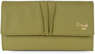 Baggit Women's Synthetic Wallet (Green) (Lw Harmane)
