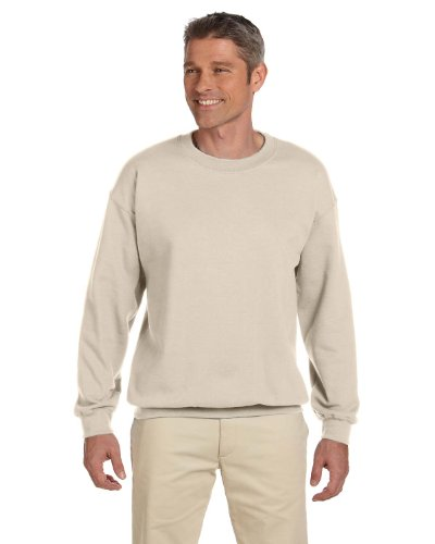 Gildan-Mens-Fleece-Crewneck-Sweatshirt