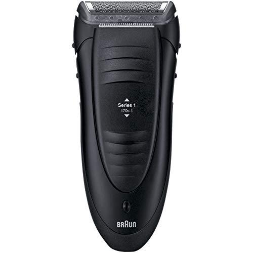 Braun Series 1 Elektrorasierer 170s-1, schwarz (netzbetrieb)