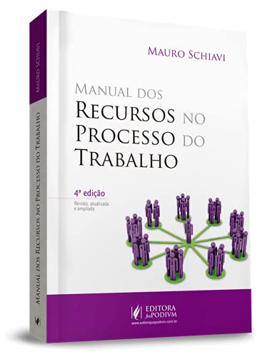 Manual dos Recursos no Processo do Trabalho (2020)