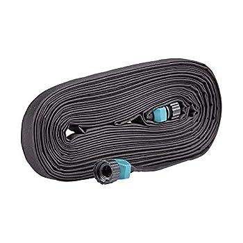 Gilmour Flat Weeper Soaker Hose 25 Feet Black  870251-1001