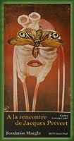 ポスター ジャック プレヴェール Papillon 1987 額装品 ウッドベーシックフレーム(グリーン)