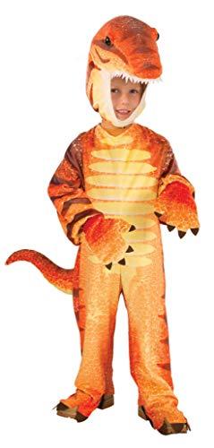 Children's Plush Raptor Costume