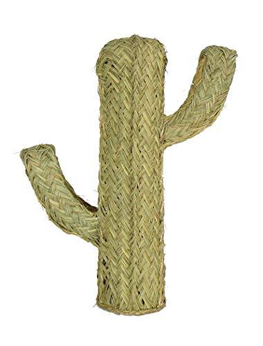 Rustiluz Cactus para decoración de Esparto de 54 cm...