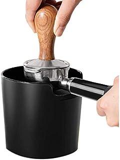 Camisin Boîte à résidus de poudre de café - Bol profond antidérapant et amovible - Seau de recyclage pour machine à café