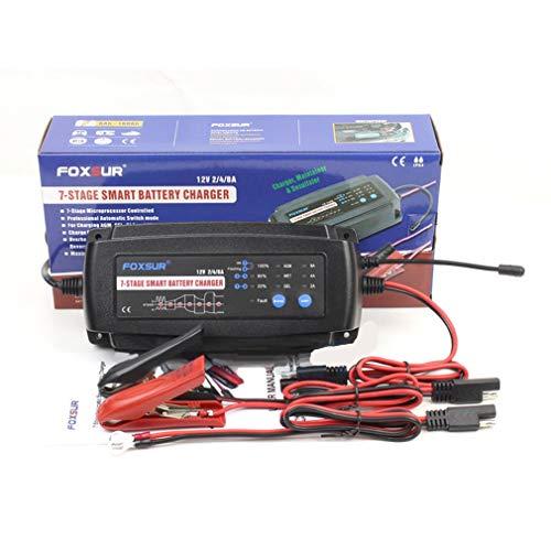 7-Segment Smart Car Batterieladegerät...