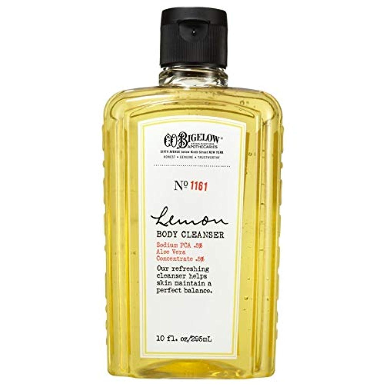 黒気になる快い[C.O. Bigelow] C.O.ビゲローレモンボディクレンザー - C.O. Bigelow Lemon Body Cleanser [並行輸入品]