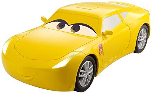 Cars 3- Coche Cruz, con luces y sonidos (Mattel FDD56) , color modelo surtido