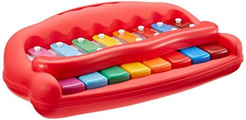 Simba 104011879 ABC Mein erstes Klavier, 2-sort