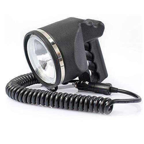 JSX 4 inch, 35W, 55W, HID-Xenon zoekfunctie, hengellamp, handschijnwerper voor de jacht, autoboot, camping, outdoorverlichting, 12 V 24 V