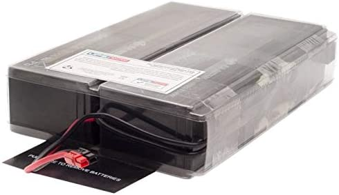 SU1500RTXLCD2U - New Battery Pack for Tripp Lite SmartOnline 120V 1.5kVA 1.35kW SU1500RTXLCD2U - Compatible Replacement by UPSBatteryCenter