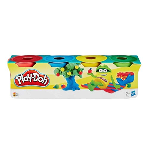 Play-Doh - Mini Pack 4 Botes