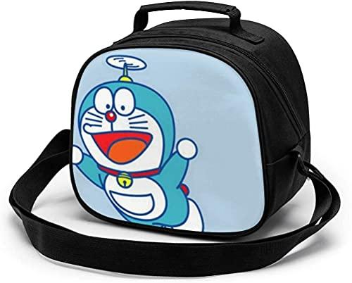 Bolsa de almuerzo para niños, Believe in Yourself Doraemon reutilizable, portátil, bolsa de almuerzo con...