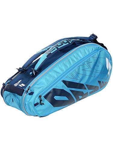 バボラ [6本収納] ピュアドライブ RH×6 ラケットバッグ テニスバッグ 751208-136 ワンサイズ ブルー(136) [並行輸入品]