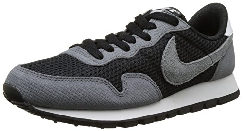 Nike Damen Air Pegasus 83 Sneakers, Schwarz (Black/Cool Grey/White/Wolf Grey), 36.5 EU