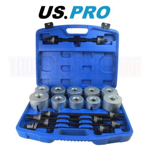 US PRO Tools Master Press and Pull Sleeve Kit – Remover Installer Master Seal Buchsen Lager 6262