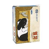 48枚日記ステッカーかわいい動物猫和紙紙ジャーナルスクラップブッキングアルバムDIYステッカーノートブックカレンダーラベル子供学生のための装飾(Cat-2)
