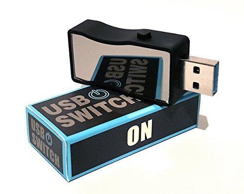 USB Schalter AN/AUS USB 3.0 & 2.0 // HmbG - 1401