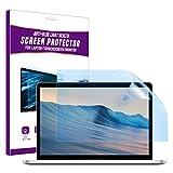 AiMok [2 Piezas 15.6 Pulgadas Filtro de Anti Luz Azul y Protector Premium, Anti Deslumbrante Protección Los Ojos Protector de Pantalla para Monitor Ordenador Portátil (15.6' Pulgadas 16:9)