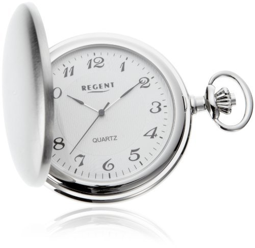 Regent 11380060 - Reloj analógico de caballero de cuarzo