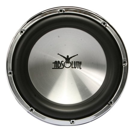 Price comparison product image Absolute USA VI2000.4 12-Inch Dual 4 Ohms VI Series Subwoofer