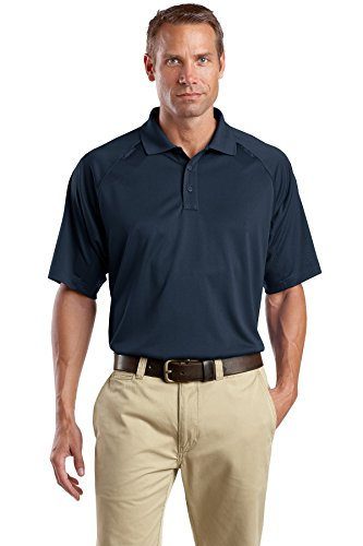 CornerStone® - Select Snag-Proof Tactical Polo. CS410 Dark Navy M