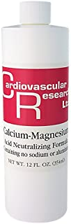 Cardiovascular Research - Calcium-Magnesium, 12 fl oz liquid