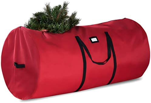 Premium Large Christmas Tree Storage Bag Fits Up to 7 5ft Tall Artificial Disassembled Trees product image