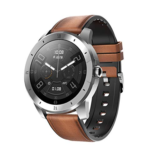 Gulu MX12 Relojes Inteligentes Reproductor De Música Bluetooth Llamada Reloj Ritmo Cardíaco Reloj De Alarma Deportes Pulsera Inteligente Impermeable Smartwatch,F
