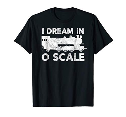 Gift For Model Train Enthusiasts | I Dream In O Scale