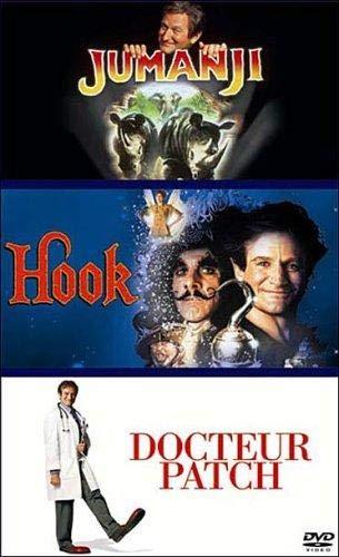 Jumanji + Hook, ou la revanche du Capitaine Crochet + Docteur Patch [Francia] [DVD]