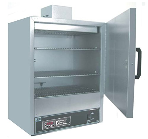 Quincy Lab 20AFE Steel/Aluminum Forced Air Lab Oven with Digital Controls, 1.14 Cubic feet