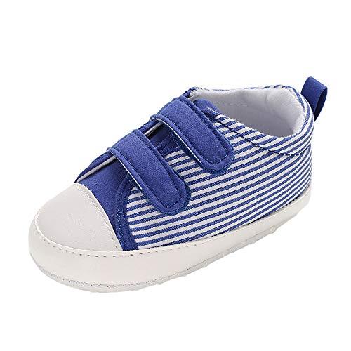 sunnymi 1-18 Monate Baby Sneaker Anti-Rutsch-Magie Aufkleber Studie Schritt weiche Sohle Kleinkind