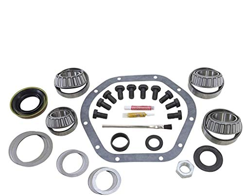 Yukon Gear & Axle (YK D44-JK-STD) Master Overhaul Kit for Jeep JK Non-Rubicon Dana 44 Rear Differential